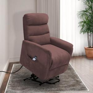 Lifesmart Ultra Comfort Lift Chair with Heat, Massage and Remote