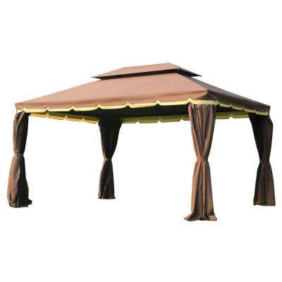 10x13 Gazebos Shade Structures The Home Depot