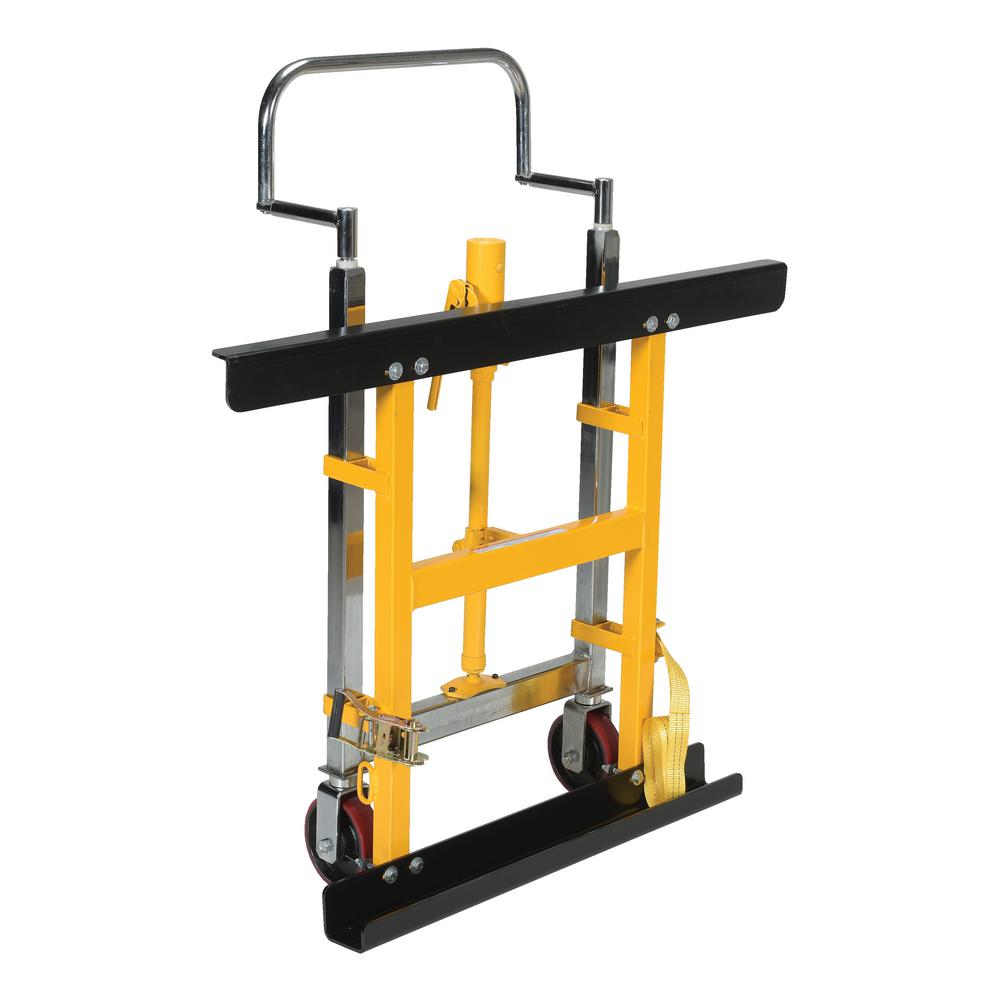 Vestil Pallet Rack Lifting Dolly PRRJ 10 D The Home Depot