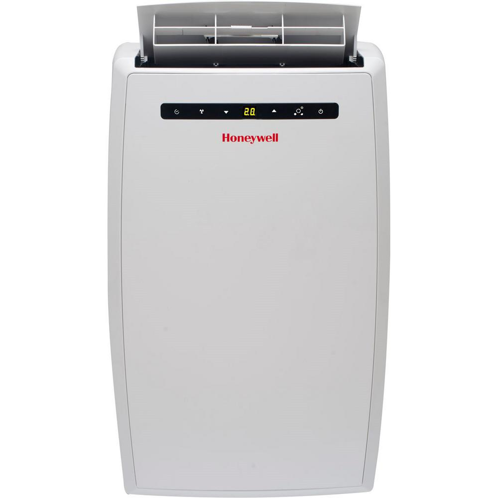Honeywell 10,000 BTU, 115-Volt Portable Air Conditioner with Dehumidifier and Remote Control in White