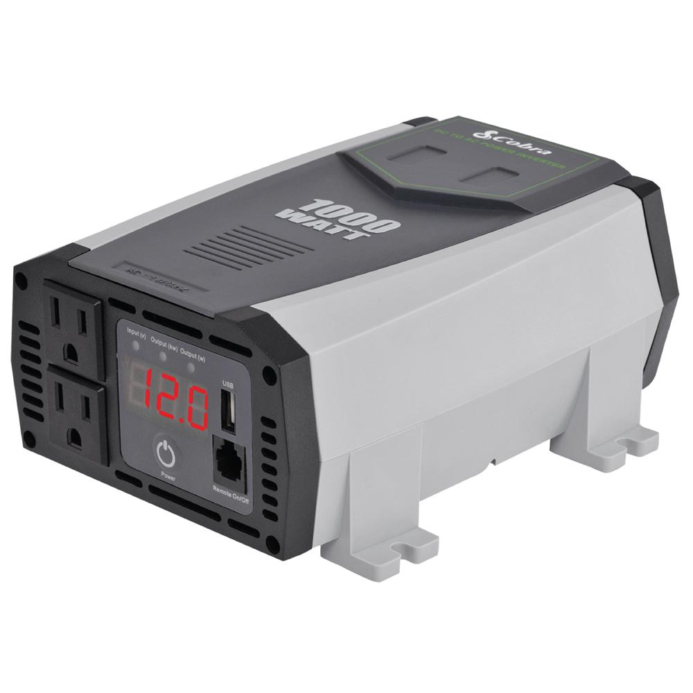 Cobra professional watt power inverter cpi the