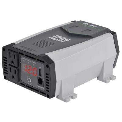 Professional 1000-Watt Power Inverter
