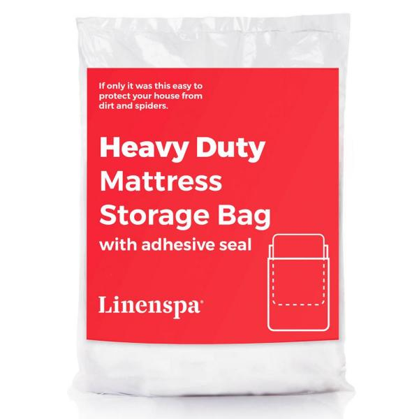 King Size Extra Heavy Duty Sealable 6 Mil Mattress Bag