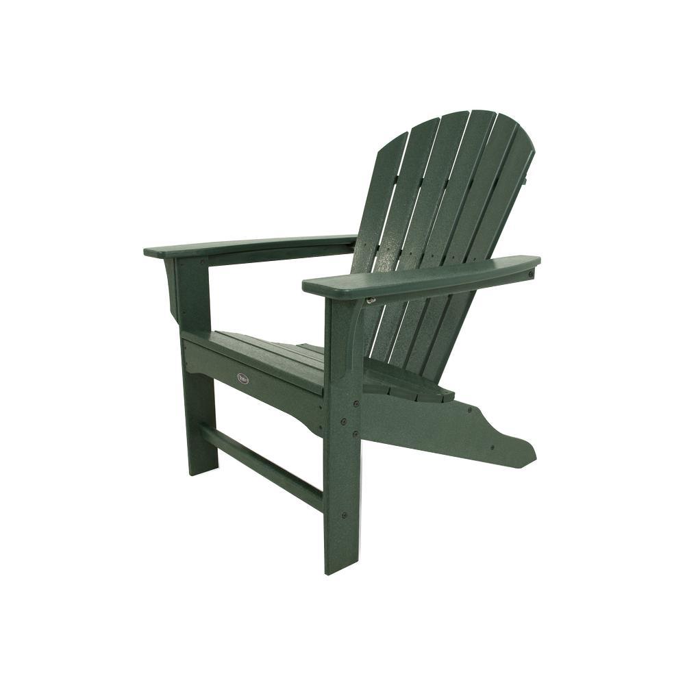 Cape Cod Rainforest Canopy Patio Adirondack Chair