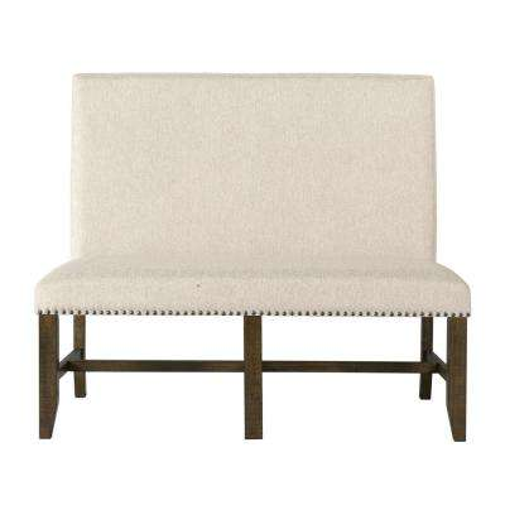 Francis Chesnut Upholstered Bench
