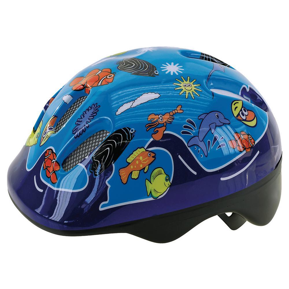 Sea World Children's Bicycle Helmet