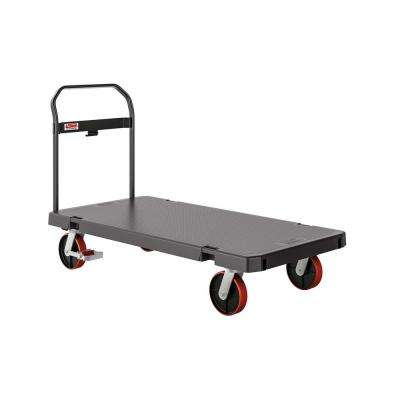 2000 lb. Capacity 30 in. x 60 in. Heavy-Duty Platform Truck