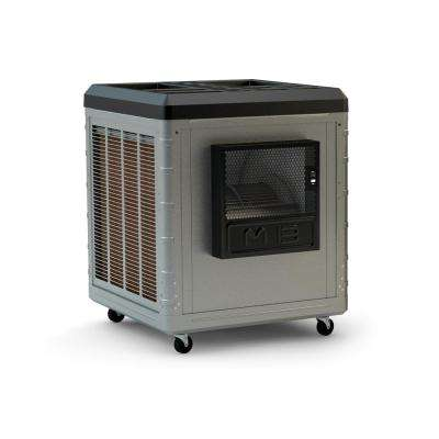3000 CFM 2-Speed Portable Evaporative Cooler for 1800 sq. ft.