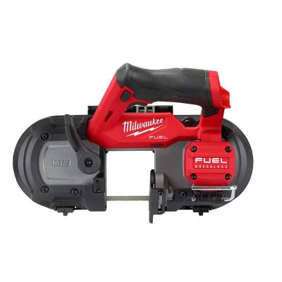 M12 FUEL 12-Volt Lithium-Ion Cordless Sub-Compact Band Saw (Tool-Only)