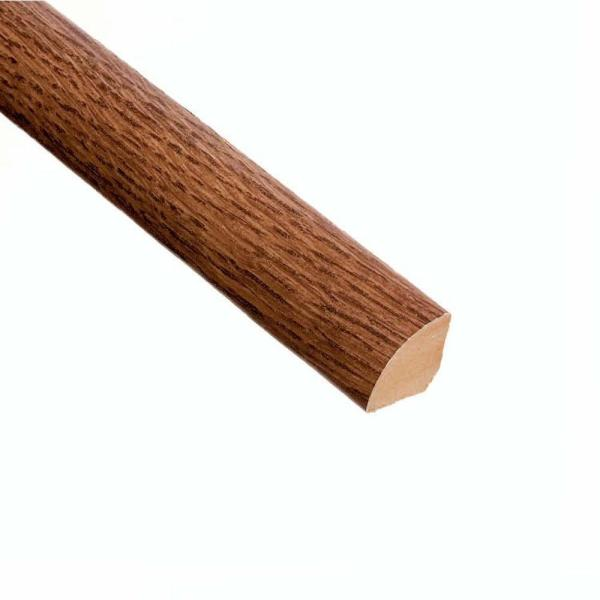 Oak Verona 3/4 in. Thick x 3/4 in. Wide x 94 in. Length Quarter Round Molding