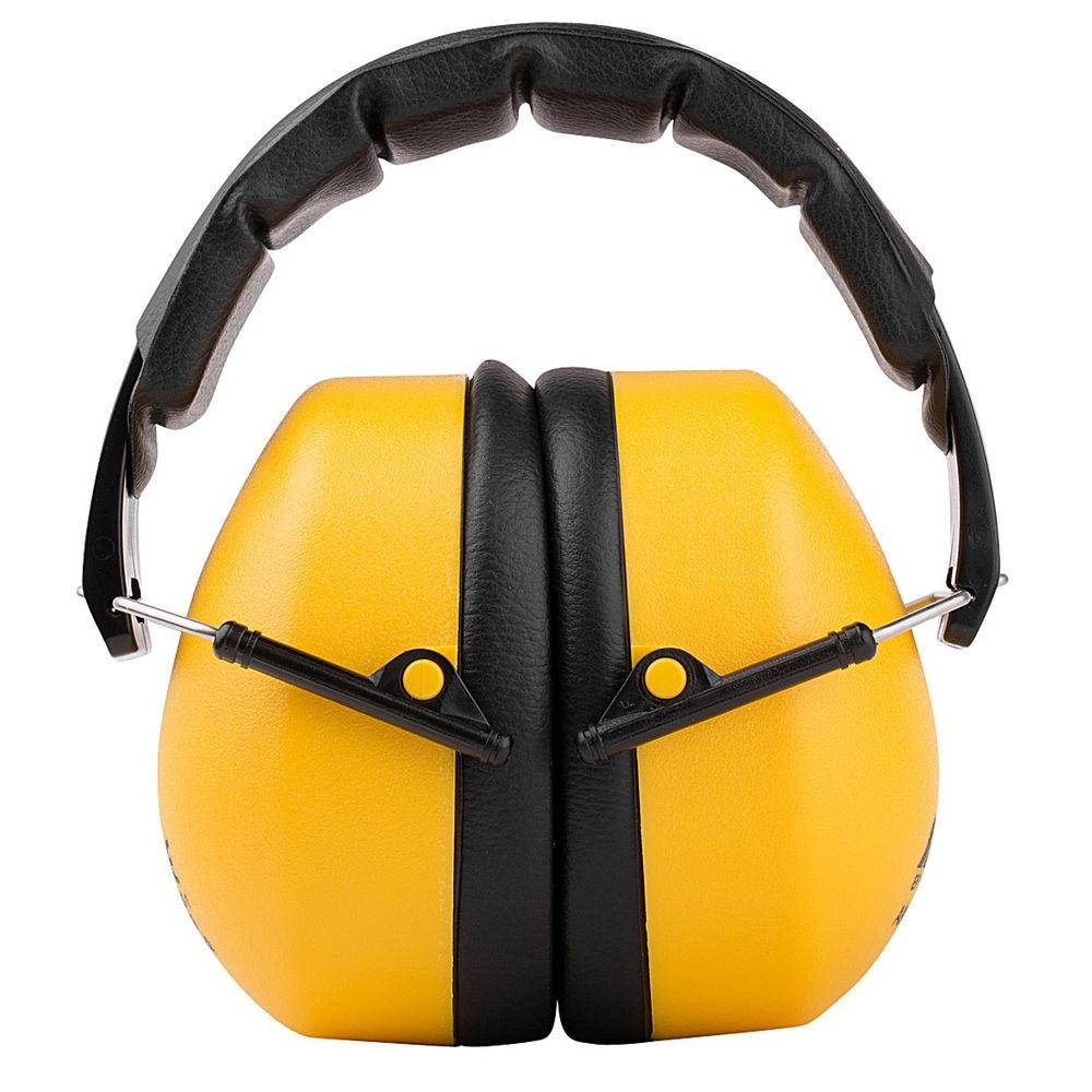 Schutz Compact Foldable Ear Muff, Yellows/Golds