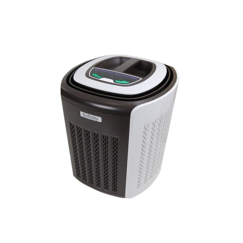 Prolux Enfinity HEPA Filtration and Ion Air Purifier
