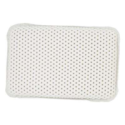 7 in. x 11 in. Foam Bath Pillow