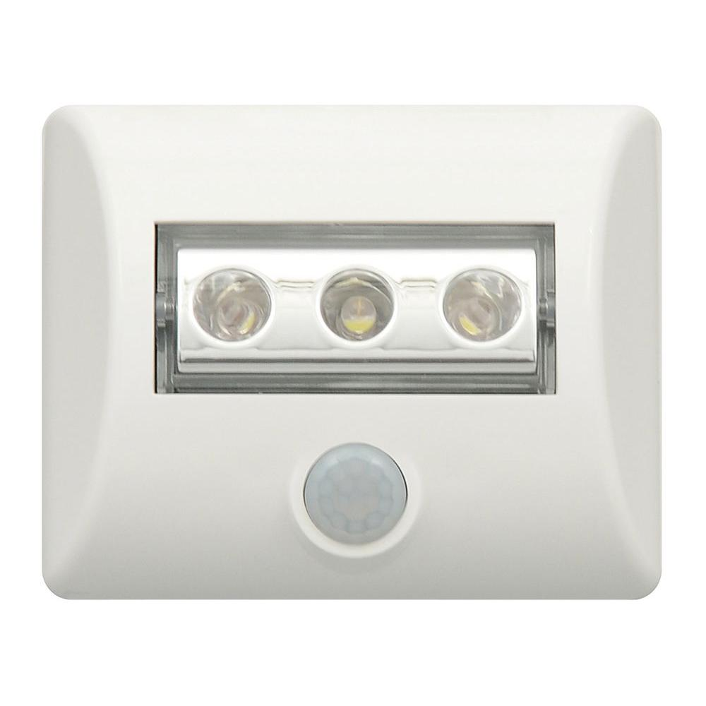 Led Motion Sensor Light Battery Powered Lights Design Ideas