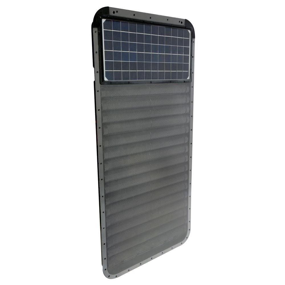 Solar infra systems high efficiency solar thermal air Solar air heater portable interior exterior