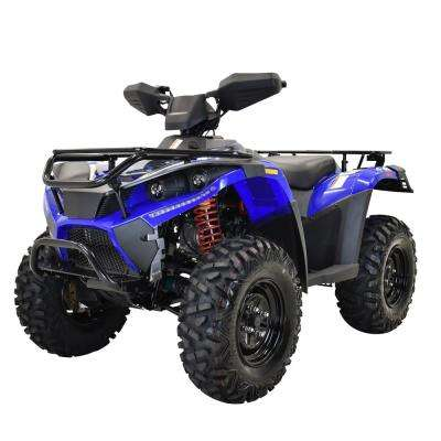 MSA 400 4WD 352 cc ATV in Blue