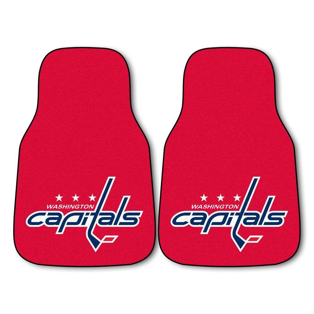 Washington Capitals - Floor Mats - Interior Car Accessories - The ... 294454337