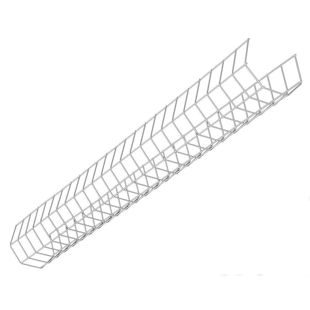 lithonia lighting 4 ft  strip light protective wireguard