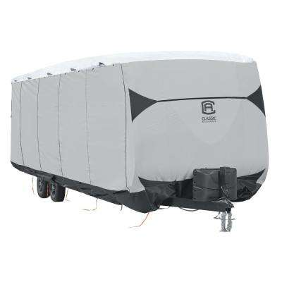 Skyshield 402 in. L x 102 in. W x 104 in. H Travel Trailer RV Cover