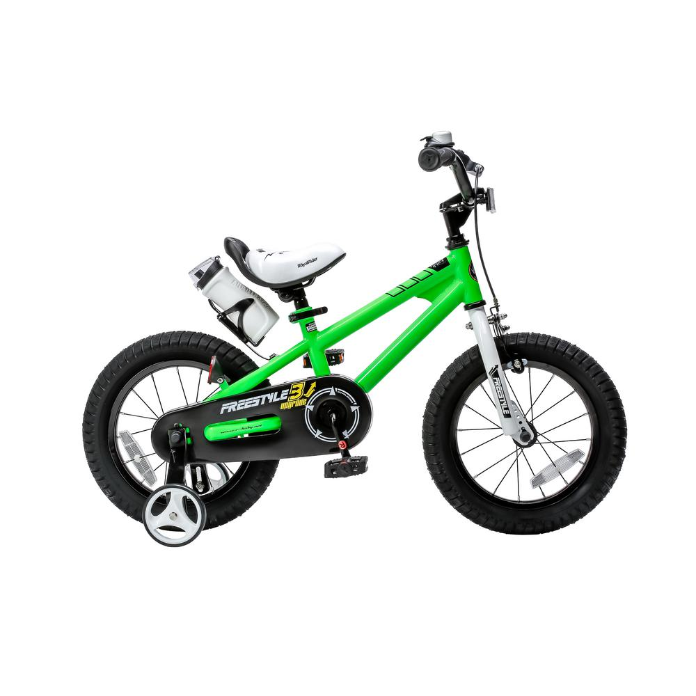 14 in. Wheels Freestyle BMX Kid's Bike, Boy's Bikes and Girl's