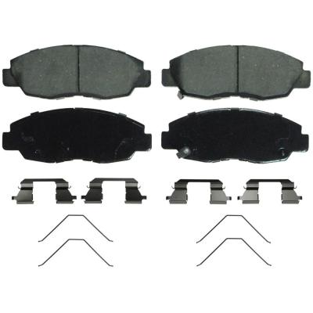 Rear Brake Shoe Set For 1999-2001 Honda Odyssey 2000 Wagner Z744
