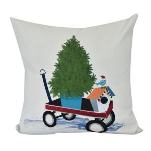 20 inch Take Me Home Indoor Decorative Pillow by