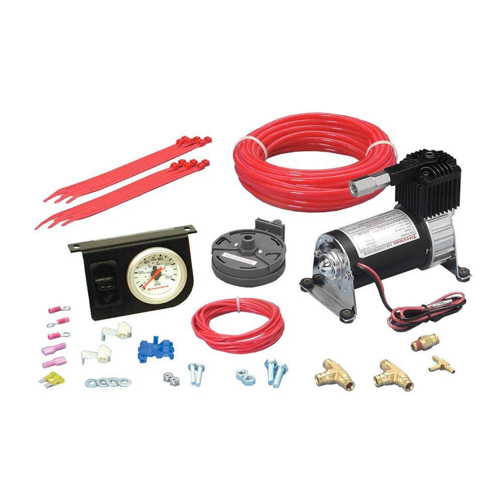 Level Command II Standard Duty Single Analog Air Compressor System Kit (WR17602158)
