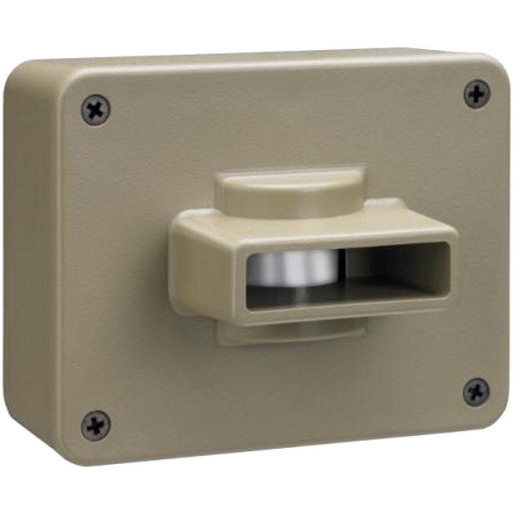 Add-On Sensor for Wireless Motion Alert System