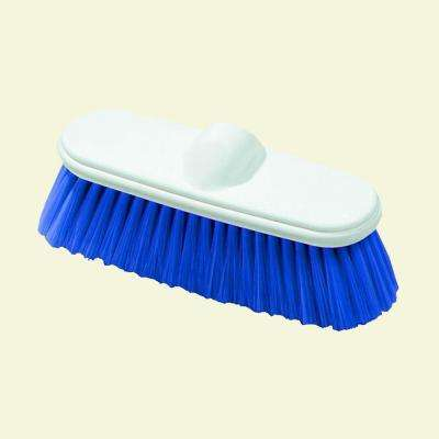 9.5 in. Flo-Thru Nylex Blue Flo-Pac Wall Brush (Case of 12)