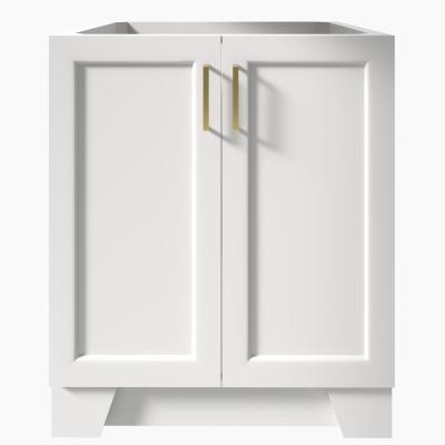 Taylor 30 in. W Vanity Cabinet Only in White