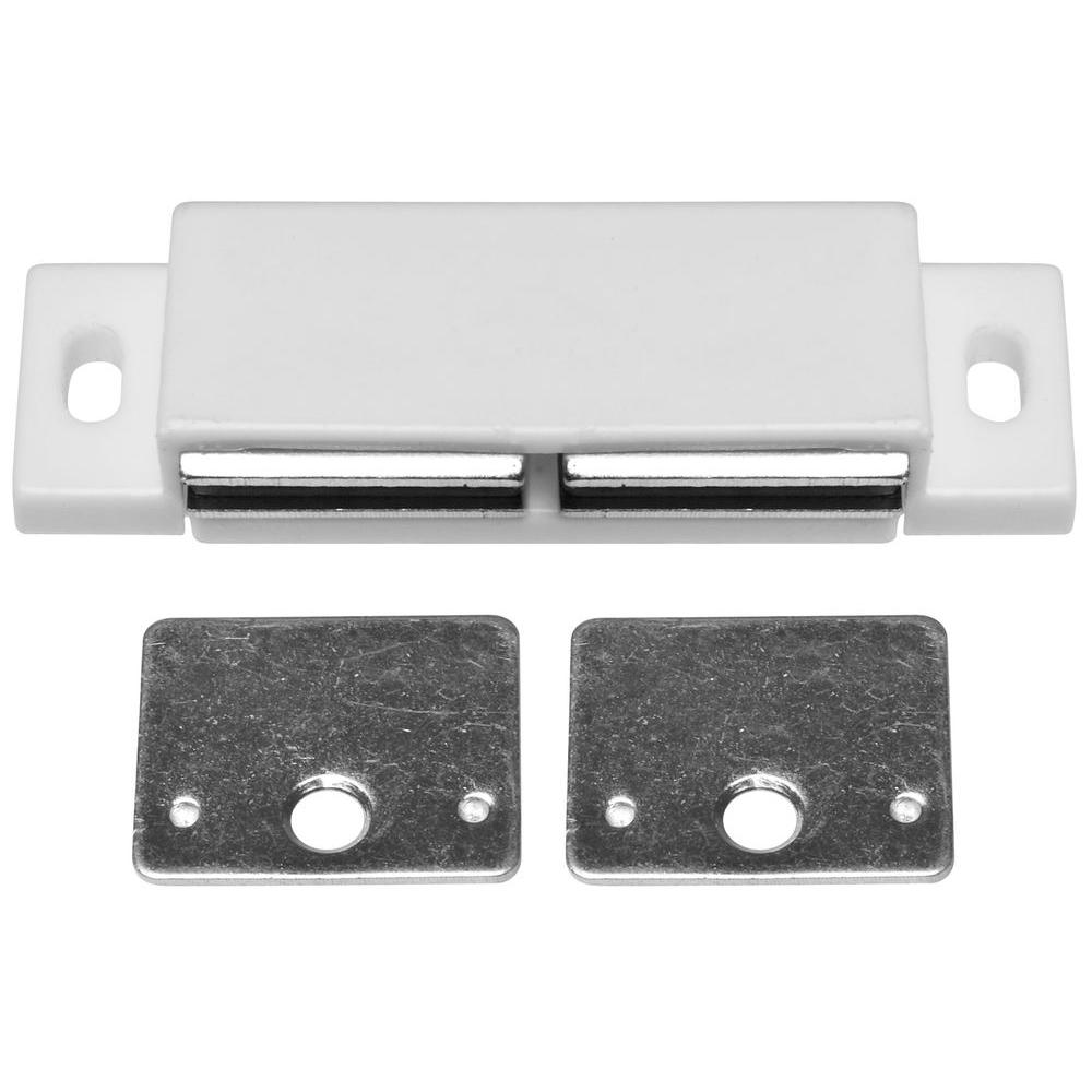 Stanley-National Hardware Aluminum Magnetic Cabinet Catch
