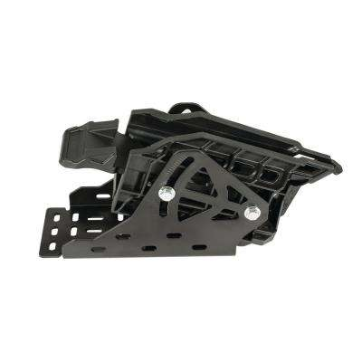 Stronghold Auto Latch Mount