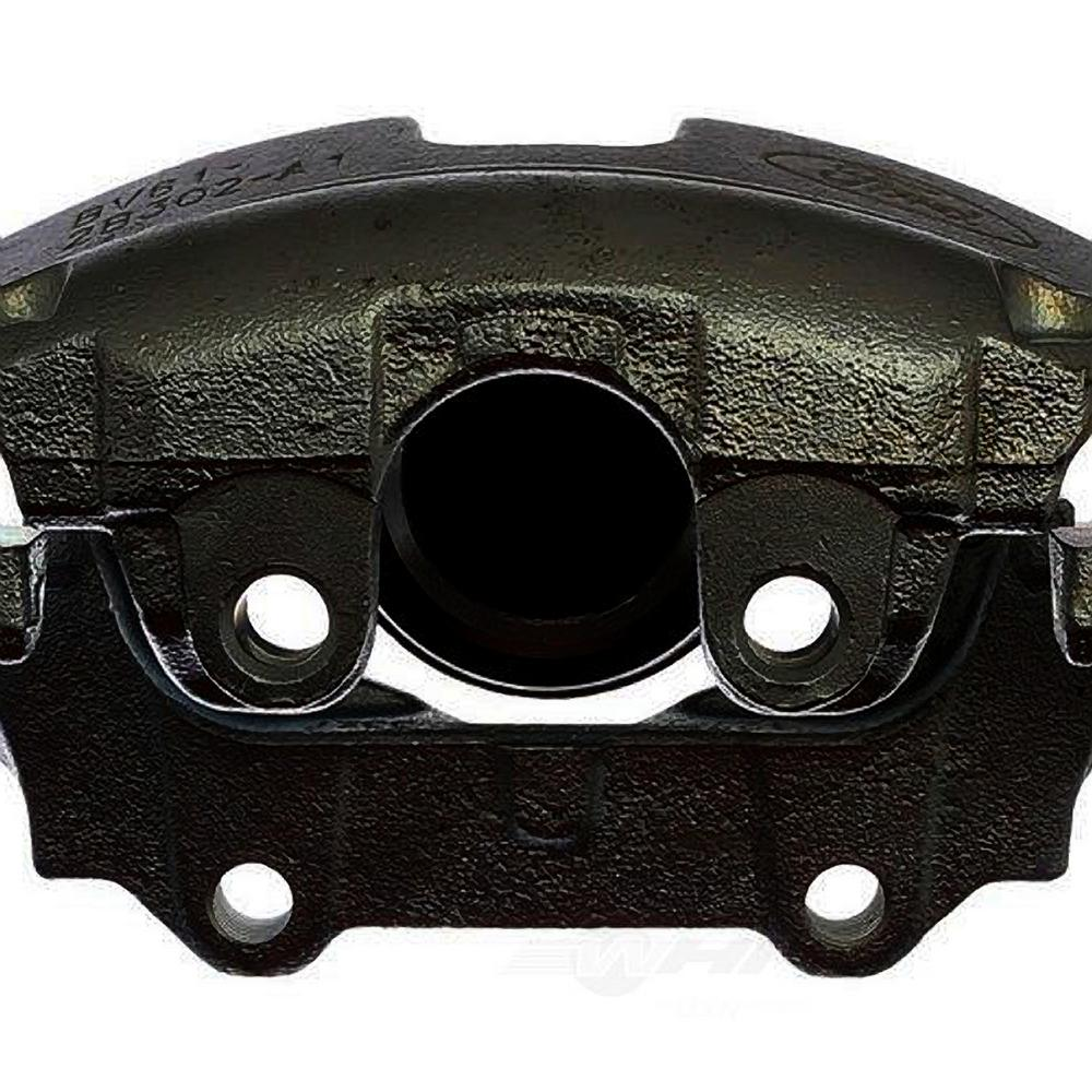Disc Brake Caliper-R-Line Unloaded Caliper with Bracket Front Left Reman