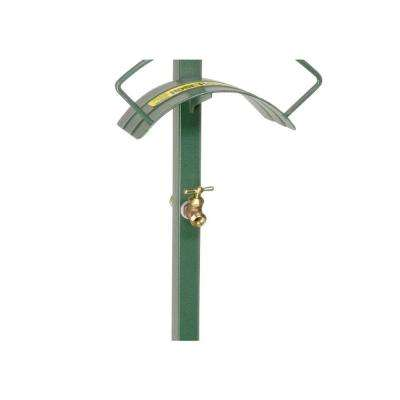 Free Standing Hose Hanger with Faucet
