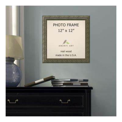 Barcelona 12 in. x 12 in. Gold Champagne Picture Frame