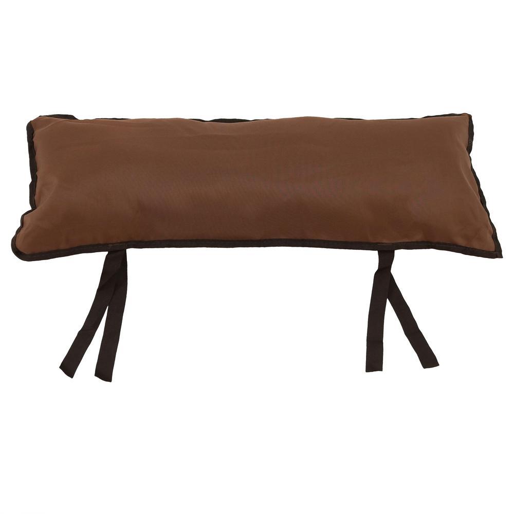Hammock Pillow in Brown