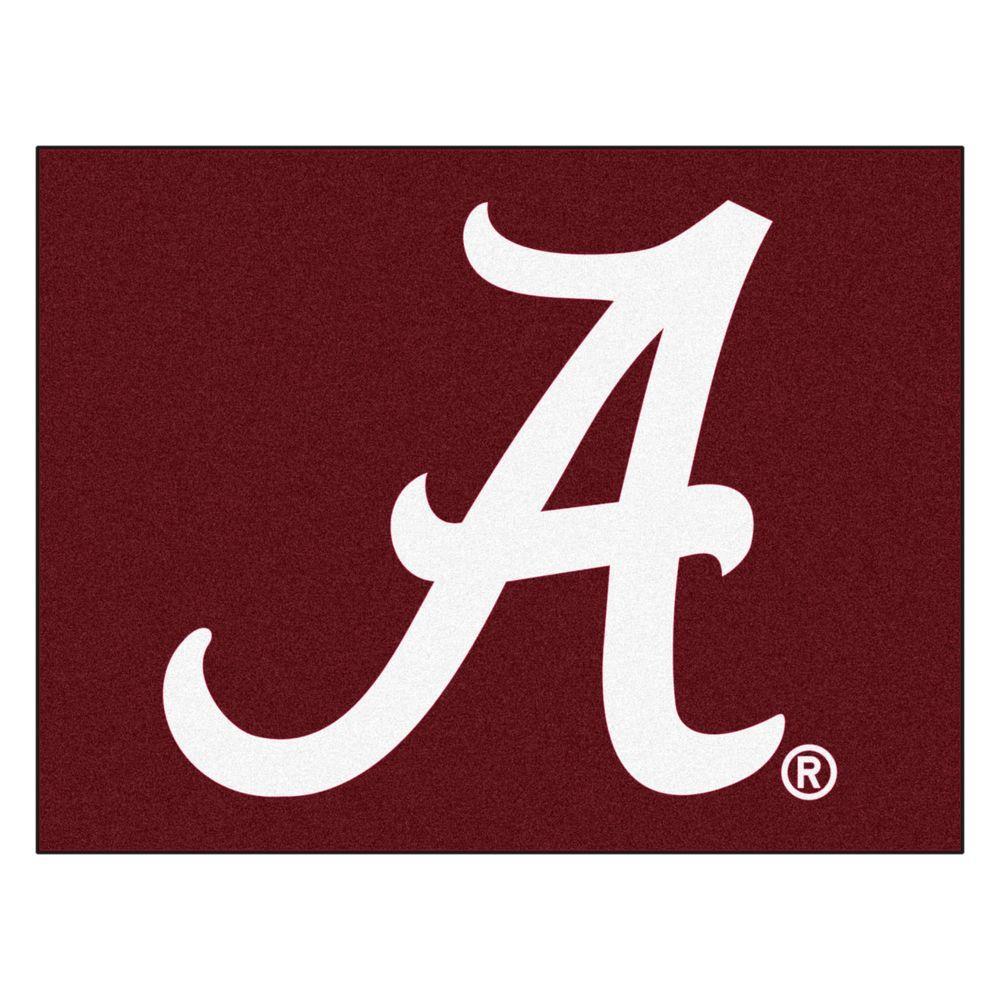 University of Alabama 3 ft. x 4 ft. All-Star Rug