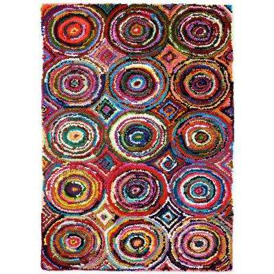 Tangier Multi 8 ft. x 10 ft. Area Rug