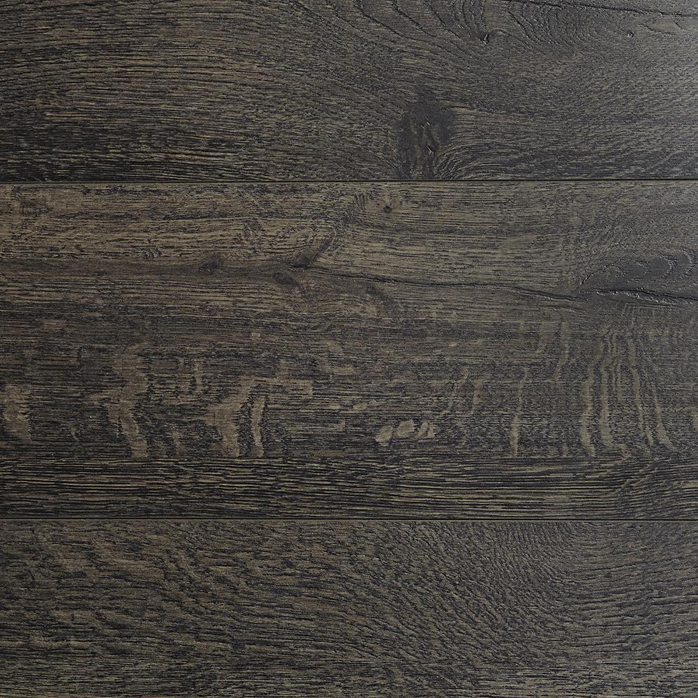 Take Home Sample - EIR Hawthorne Mill Oak Laminate Flooring - 5 in. x 7 in.