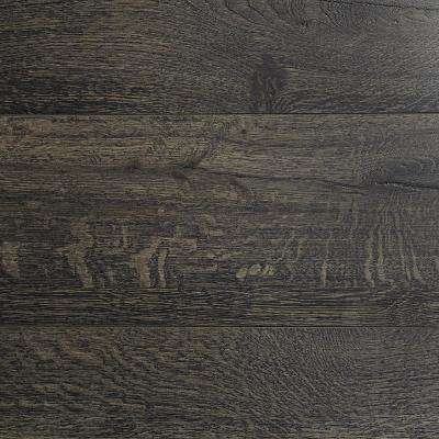 Take Home Sample - EIR Hawthorne Mill Oak Laminate Flooring - 5 in. x 7 in.
