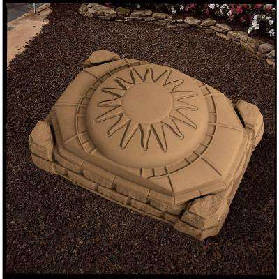 Step 2 Nat Playful 32 in. x 3.7 ft. x 1.3 ft. Sandbox