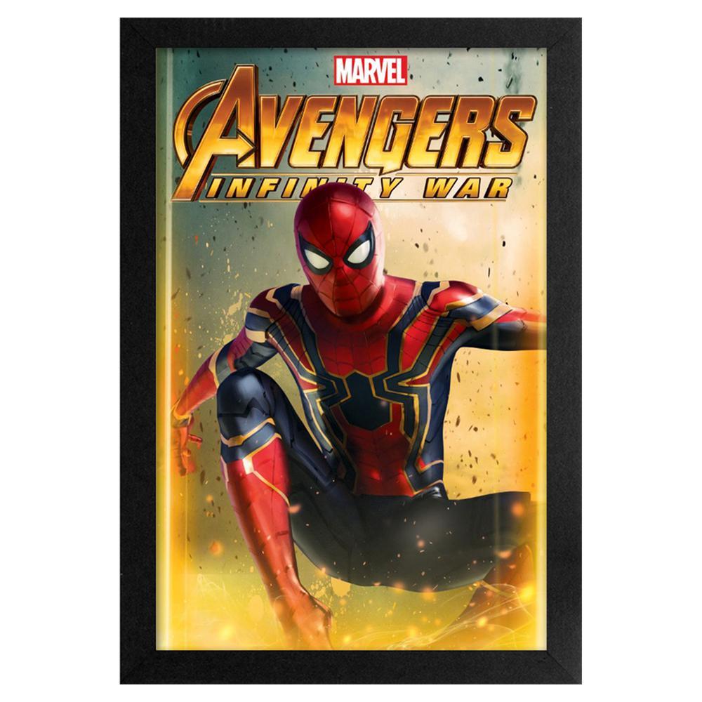 Avengers - Infinity War - Spider-Man 11x17 Framed Print