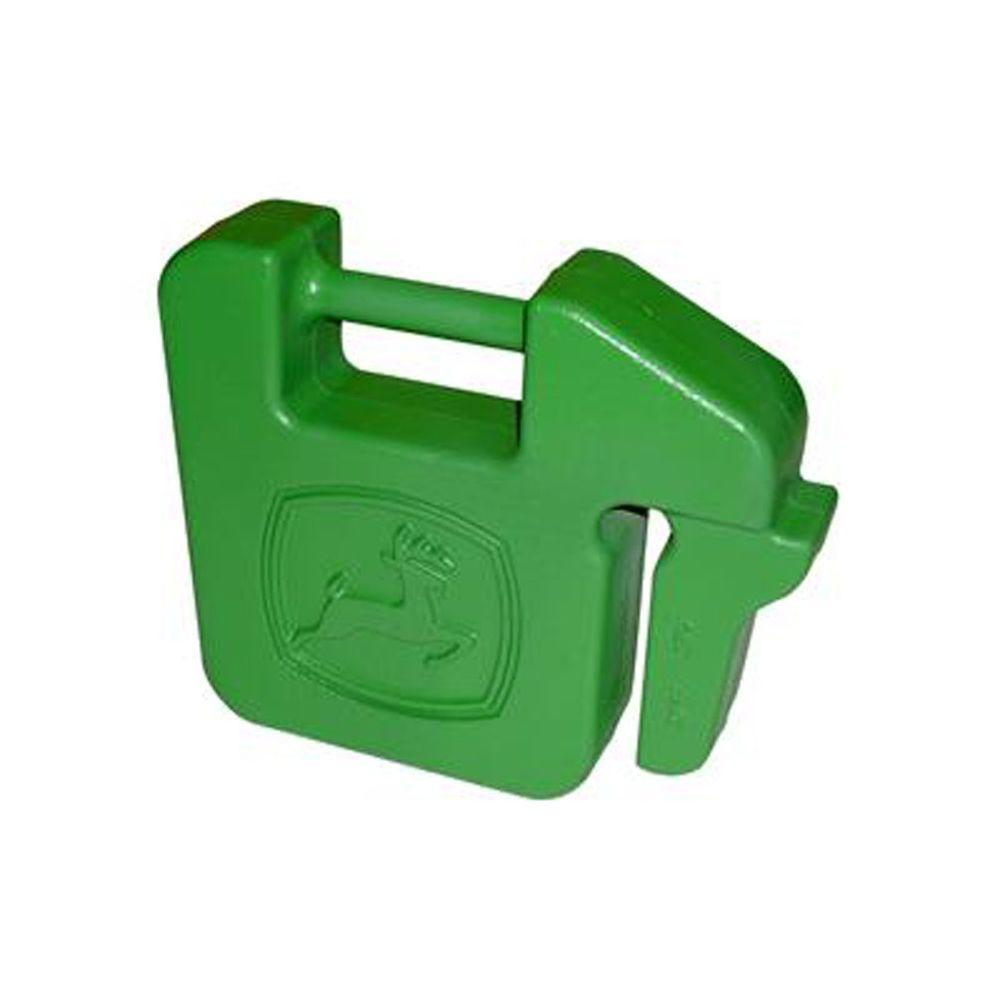 John Deere Rear Weight Bg20029 The Home Depot