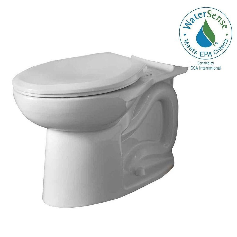 Incredible American Standard Cadet 3 Flowise Elongated Toilet Bowl Only Squirreltailoven Fun Painted Chair Ideas Images Squirreltailovenorg