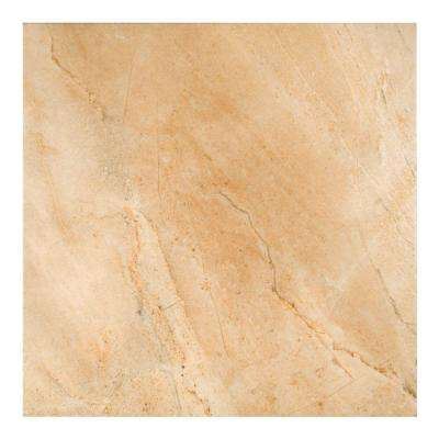 Menara Ceramic Floor and Wall Tile - 4 in. x 4 in. Tile Sample