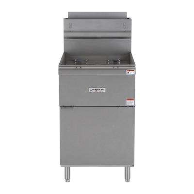 Commercial 70 lb. Gas Fryer