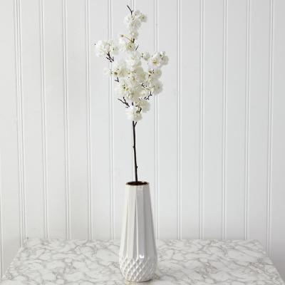 35in. Cherry Blossom Artificial Flower (Set of 3)