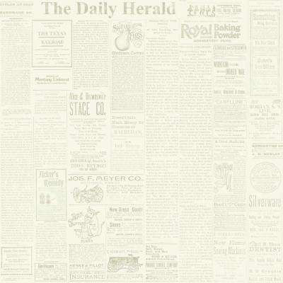 56 sq. ft. The Daily Removable Wallpaper