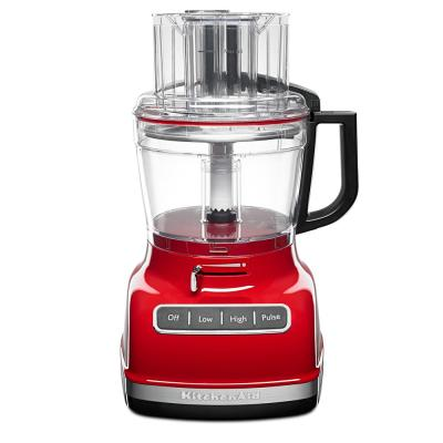 ExactSlice 11-Cup 3-Speed Empire Red Food Processor