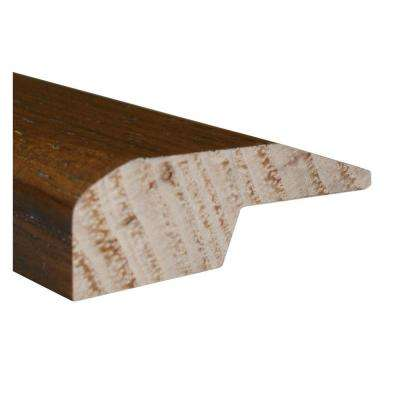 Hickory Dusk 1/2 in. Thick x 2 in. Wide x 78 in. Length Hardwood Carpet Reducer/Baby Threshold Molding